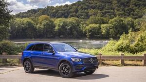Blue Car Car Luxury Car Mercedes Benz Mercedes Benz Glc Class Suv Vehicle 3600x2400 Wallpaper