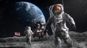 Space 4266x2400 Wallpaper