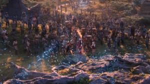 Irelia League Of Legends 7680x4320 Wallpaper