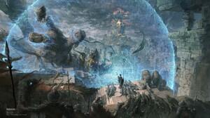 Xision Magic Wizard Giant 1920x1080 Wallpaper