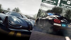 Video Game Need For Speed Rivals 1920x1080 wallpaper