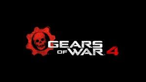 Gears Of War 4 Logo 3840x2160 Wallpaper