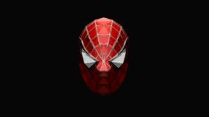 Marvel Comics Minimalist Spider Man 3840x2160 Wallpaper