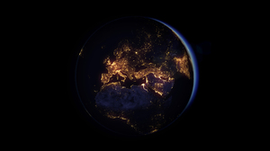 Earth From Space 5120x2880 Wallpaper