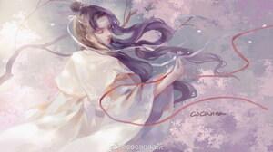 Lan Wangji Lan Zhan 1920x1084 Wallpaper