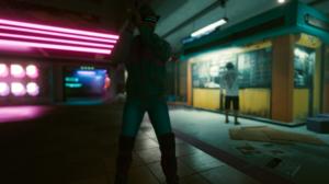 Cyberpunk 2077 City 2560x1080 Wallpaper