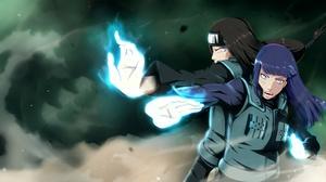 Hinata Hy Ga Naruto Neji Hy Ga 2934x1642 Wallpaper