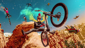 Riders Republic Video Games Sports Bicycle 3840x2160 Wallpaper