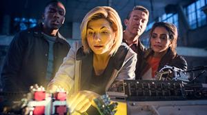 13th Doctor Jodie Whittaker 4300x2867 wallpaper