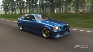 M3 E36 Forza Forest BMW BBS M Power 1920x1080 Wallpaper