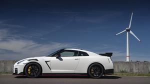 Car Nissan Nissan Gt R Sport Car Supercar Vehicle White Car 4928x3280 Wallpaper