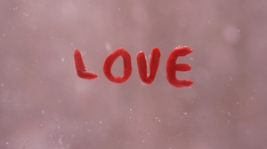Abstract Text Glass Inscription Closeup Love Blurred Letter Frost Cold Bokeh Window Foggy Window Sno 2000x1328 Wallpaper