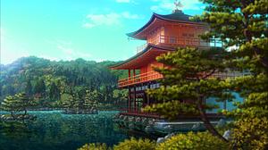 Anime Scenic 1920x1079 Wallpaper