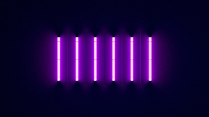 Neon Purple 3840x2160 Wallpaper