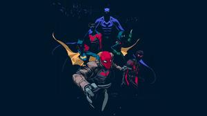 Batman The Dark Knight DC Comics 3840x2160 Wallpaper