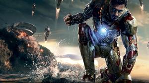 Iron Man Iron Man 3 Superhero 5077x3626 Wallpaper