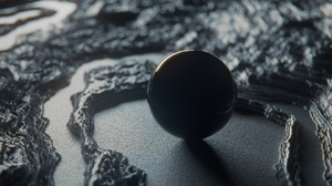 Abstract Sphere 1920x1080 wallpaper