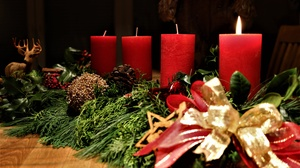 Candle Decoration 6000x4000 Wallpaper