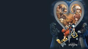 Video Game Kingdom Hearts Chain Of Memories 1920x1080 Wallpaper