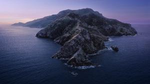 Nature Rock Coast Landscape Sky Catalina Island 6016x6016 wallpaper