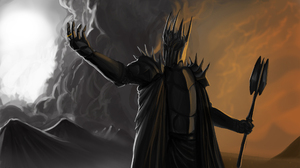 Lord Of The Rings Sauron 1980x1200 Wallpaper