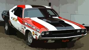 Vehicles Dodge Challenger 2559x1920 Wallpaper