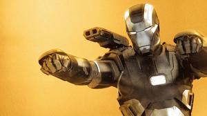 Avengers Infinity War War Machine 3376x1899 Wallpaper