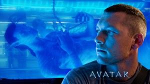Avatar Jake Sully Sam Worthington 1920x1200 Wallpaper