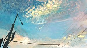 Cloud Sky 3840x2160 Wallpaper