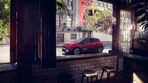 Car Citroen C3 Citroen Compact Car Red Car Vehicle 7680x4800 Wallpaper