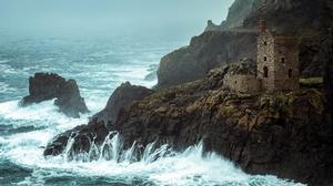 Coastline Nature Sea 2048x1322 Wallpaper