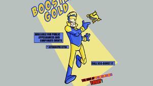 Booster Gold 1280x1024 Wallpaper