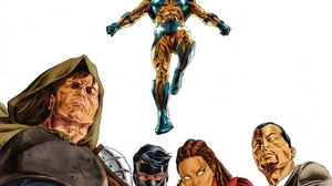 Comics Unity 1280x960 Wallpaper