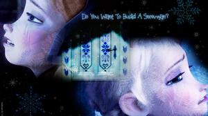 Anna Frozen Elsa Frozen Frozen Movie Snow 1600x1068 Wallpaper