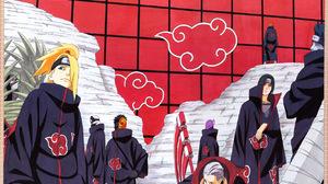 Itachi Uchiha Kisame Hoshigaki Zetsu Naruto Pain Naruto Deidara Naruto Konan Naruto Hidan Naruto Kak 1280x1024 Wallpaper