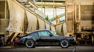 Black Car Car Old Car Porsche 911sc Sport Car 2048x1152 Wallpaper
