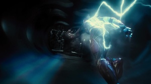 Flash Zack Snyders Justice League Digital Lighting Lightning 1440x1080 Wallpaper