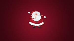 Christmas Santa 7500x4050 Wallpaper