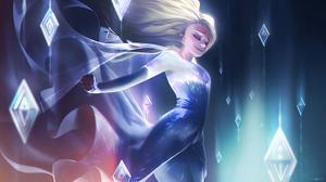 Elsa Frozen Frozen 2 3840x2160 Wallpaper