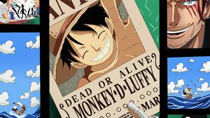 Carrot Monkey D Luffy Nami Sanji Shanks Tony Tony Chopper 3500x2800 Wallpaper