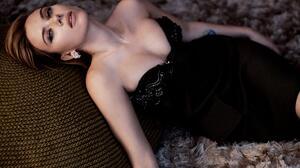 Actress Blonde Scarlett Johansson 3079x2304 Wallpaper