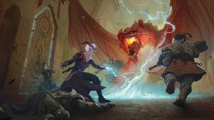 Digital Art Dragon Lightning Fantasy Art 1920x1080 Wallpaper