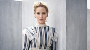 Actress American Blonde Blue Eyes Girl Jennifer Lawrence 3840x2160 Wallpaper