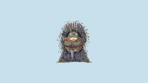 Game Of Thrones My Neighbor Totoro Studio Ghibli 1920x1080 Wallpaper
