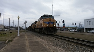 Vehicles Train 4160x2340 Wallpaper