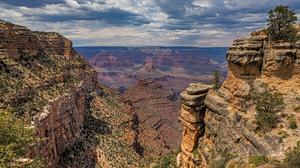 Arizona Landscape Canyon 2000x1331 wallpaper