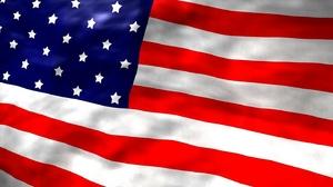 Man Made American Flag 1440x1080 Wallpaper
