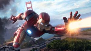 Avengers Iron Man Marvel S Avengers Video Game 3840x2160 Wallpaper