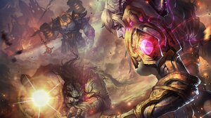 Blizzard Entertainment World Of Warcraft Draenei Warlords Of Draenor 2048x1781 Wallpaper