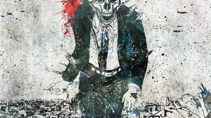 Dark Skull Suit 1920x1440 Wallpaper